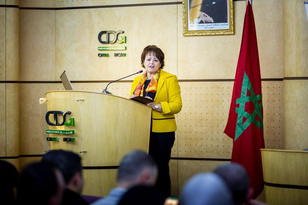 CDG Rabat