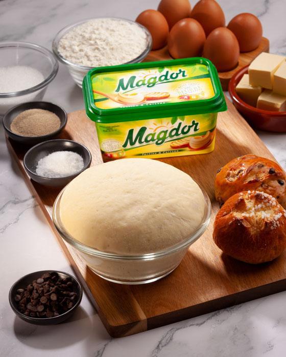 shooting brioche food recette magdor