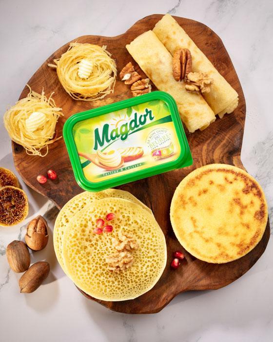shooting beghrir msemen maloui food recette magdor